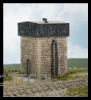 Wills SS34 Water Tower & Stone Base